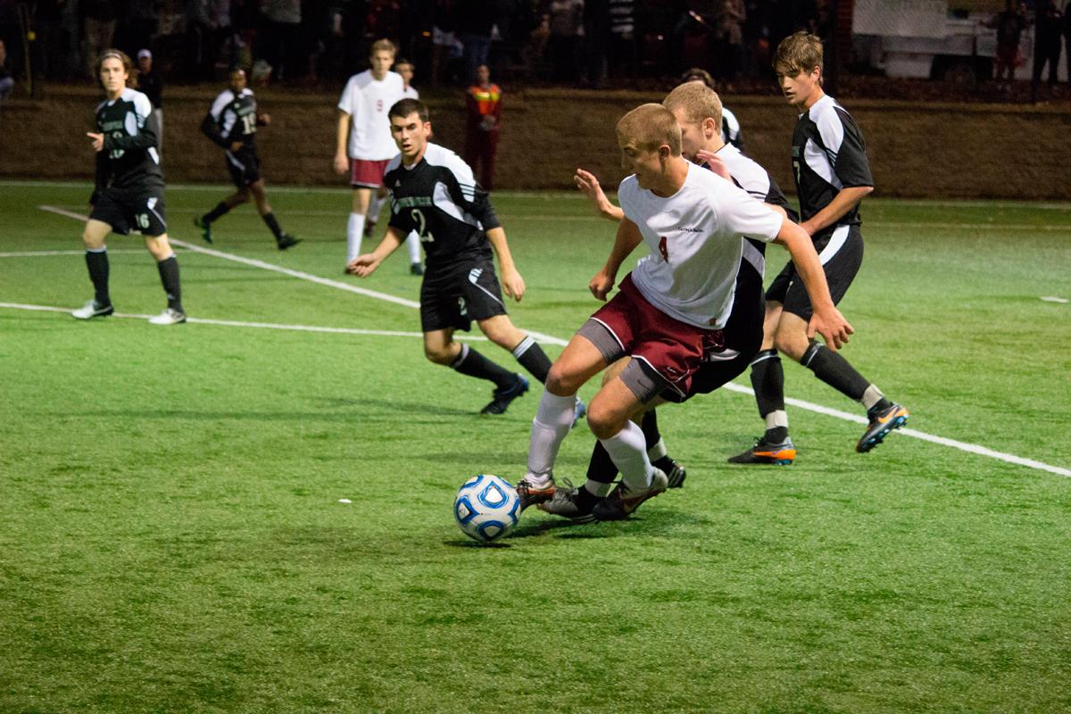 Soccer Defense