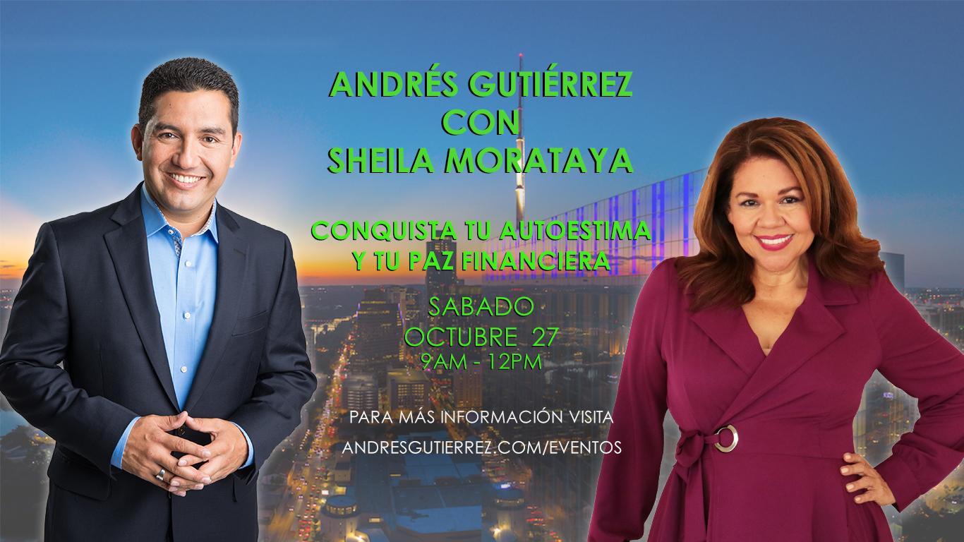 Andres Gutierrez Austin Sheila Morataya