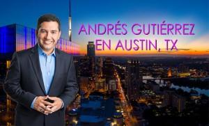 Andres Gutierrez Austin en vivo paz financiera