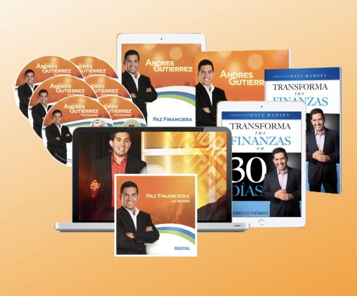 Paz Financiera Membresia DVD